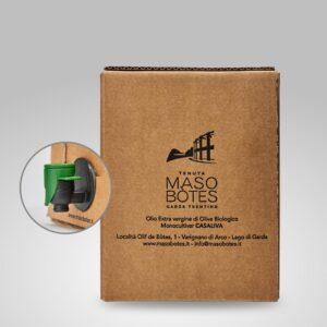 Maso Botes - Cartone con erogatore - Bag in Box