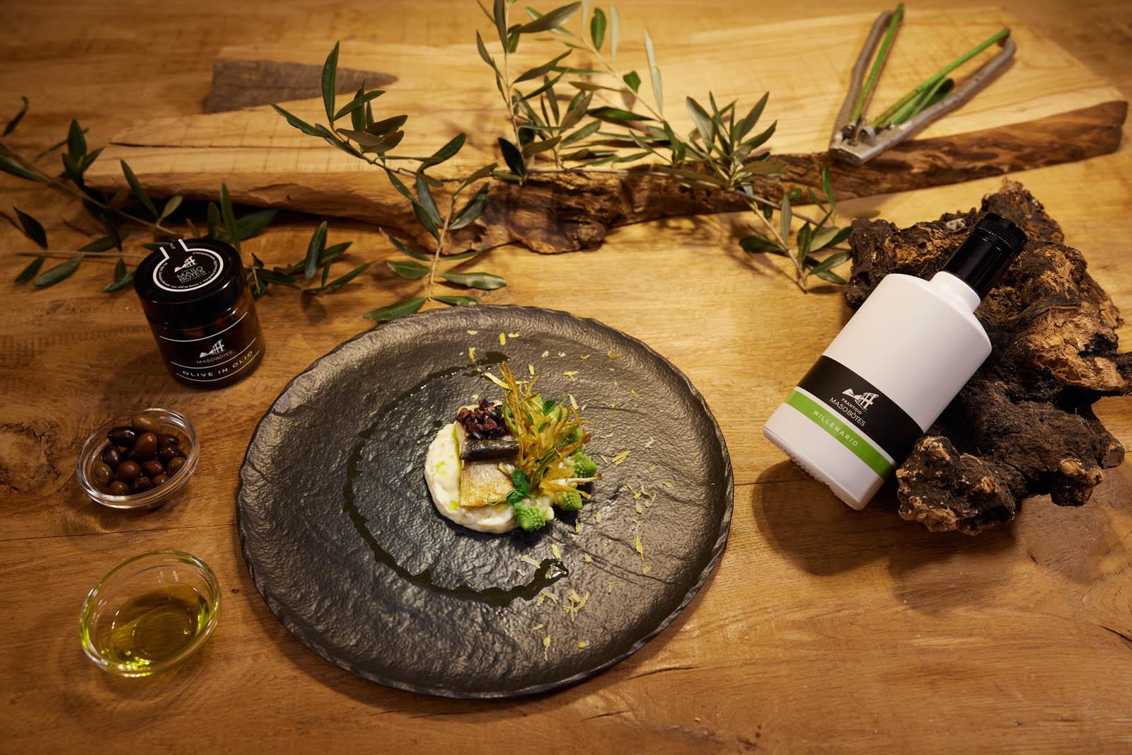 Maso Botes Millenario - Olio Extravergine di oliva Biologico Monocultivar Casaliva